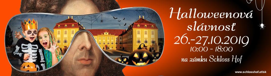 Halloweenová slávnosť - Schloss Hof