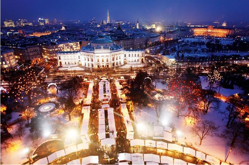 Viedenské vianočné trhy (c) Wien Tourismus fdbbf56deb8