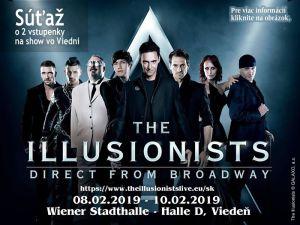 Vyhodnotenie súťaže o vstupenky na kúzelnícku show vo Viedni 6d53062c7d8