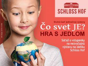 Súťaž o vstupenky na zámok Schloss Hof 38ac94fa796